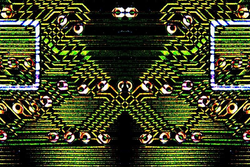 Die Augen des Computers