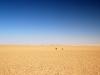 Leere Wüste